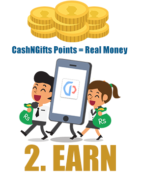 Earn easy Points!